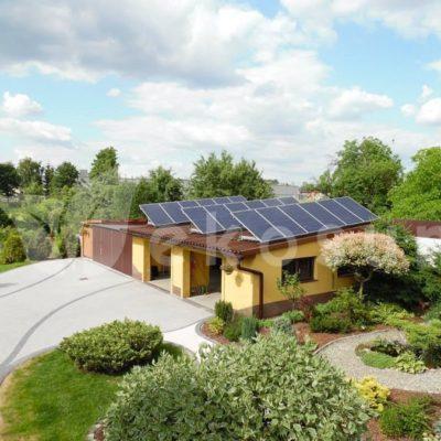 Ekosun instalacja fotowoltaiczna 4,5 kW Skawina