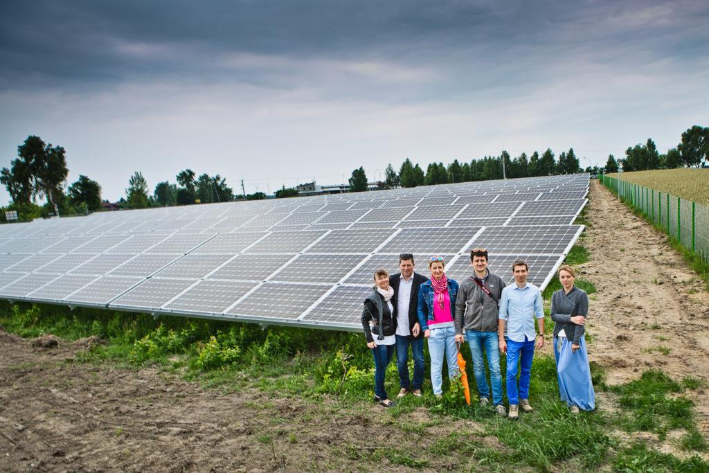 Elektrownia słoneczna Włodawa 1 Megawat