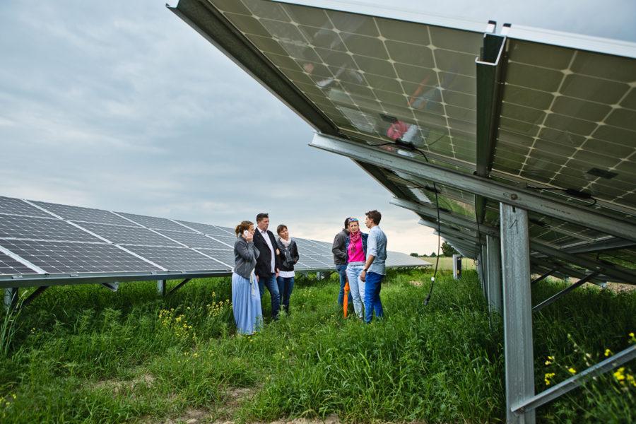 Elektrownia słoneczna Włodawa 1 MW