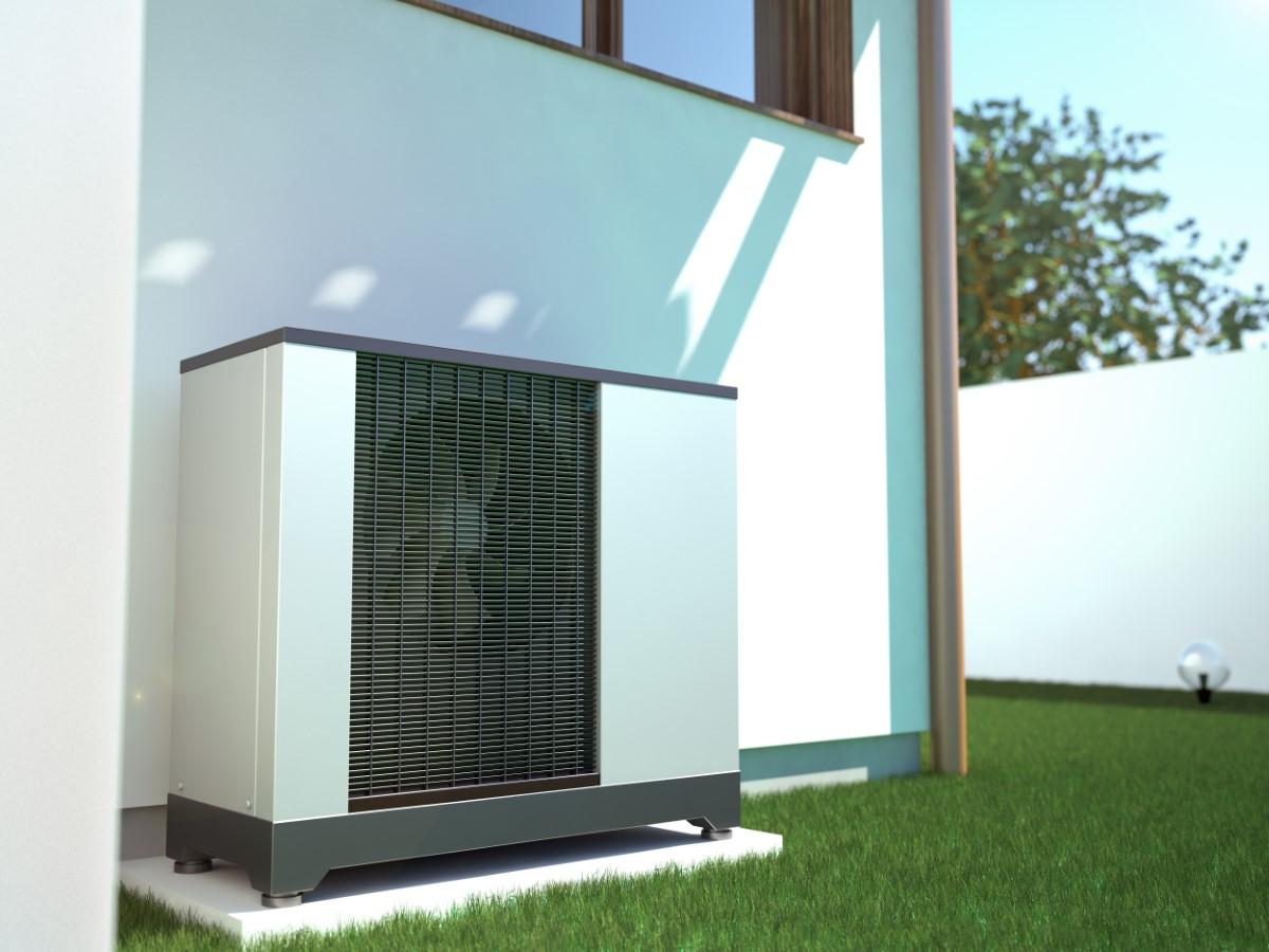 Czym jest powietrzna pompa ciepła?
