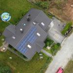 Panele fotowoltaiczne Żywiec: instalacja fotowoltaiczna o mocy 5,18 kWp