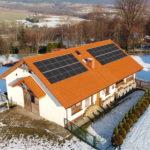 Fotowoltaika - Słoneczna Żywiecczyzna: Rychwałd: Instalacja PV o mocy 9,23 kWp