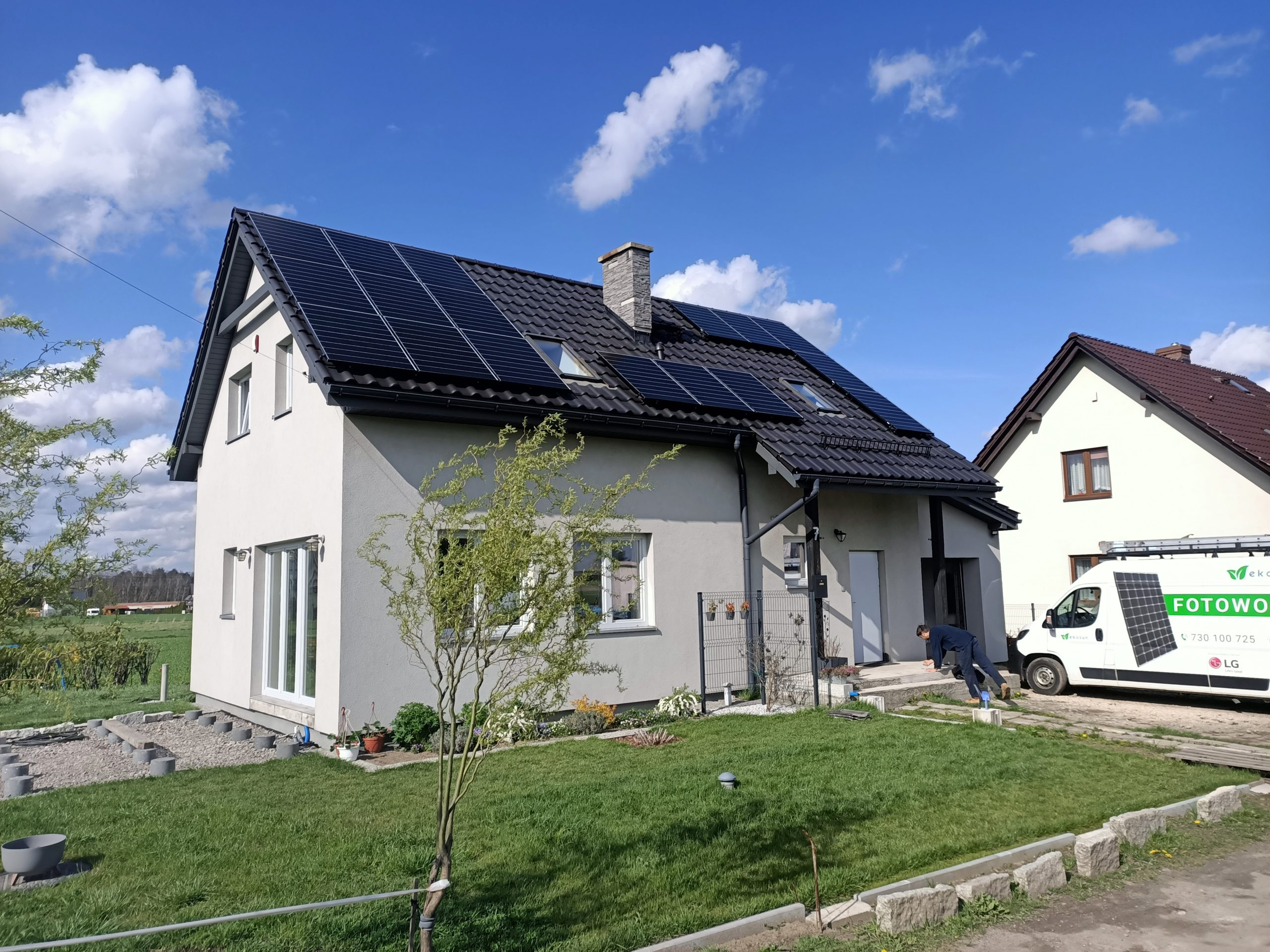 Fotowoltaika Orzesze - instalacja PV dla domu